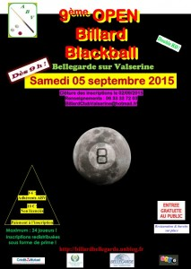 9ème open Affiche 8 pool Bellegarde