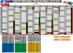 Calendar Blackball 2015-2016