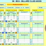 LR4 T3 Poule BCA - matin 2016-2017