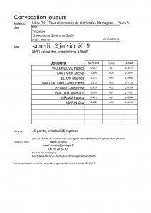 Convocation Joueurs-LR4-3eme tour-BST-poule A